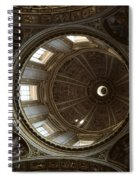 Looking Up Rome Spiral Notebook