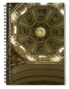 Looking Up Salsburg Spiral Notebook