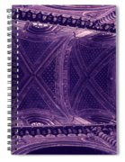 Looking Up Siena Cathedral Spiral Notebook