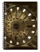 Looking Up St Mark's 2 Spiral Notebook