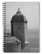 Lookout Tower Spiral Notebook