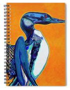 Loon Spiral Notebook