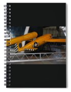 Loon Missile Spiral Notebook