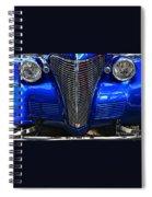 1930's Chevy Custom Spiral Notebook