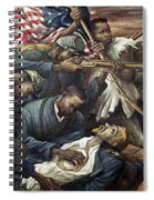 Lopez Colonel Shaw, 1943 Spiral Notebook