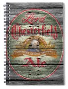 Lord Chesterfield Ale Spiral Notebook