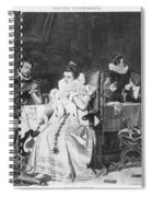 Lord Darnley/mary Stuart Spiral Notebook