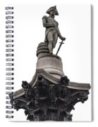 Lord Nelson Spiral Notebook