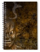 Lord Of The Netherworld Spiral Notebook