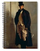 Lord Ribblesdale Spiral Notebook