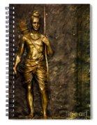 Lord Sri Ram Spiral Notebook