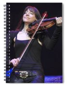 Lorenza Ponce Spiral Notebook