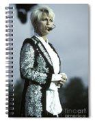 Lorrie Morgan Spiral Notebook