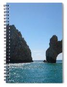 Los Archos Spiral Notebook