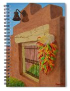 Los Chiles Spiral Notebook