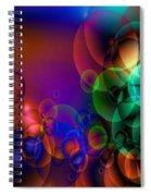 Lost 1 Spiral Notebook