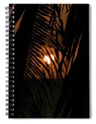 Lost And Found In Sunset Land Spiral Notebook