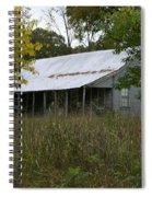 Lost Dreams Spiral Notebook