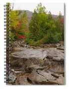 Lost Falls Spiral Notebook
