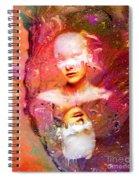 Lost In Art Spiral Notebook