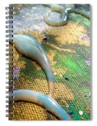 Lost In Space 1 Spiral Notebook