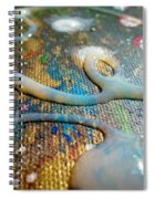 Lost In Space 5 Spiral Notebook