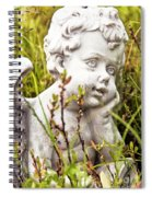 Lost In Thought Spiral Notebook