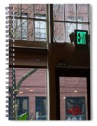 Lost Lake For Breakfast Spiral Notebook