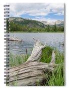 Lost Lake Colorado II Spiral Notebook