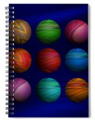 Lost My Marbles Spiral Notebook