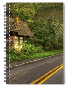 Lost Opportunity Great Smokey Mountains Spiral Notebook