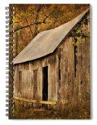 Lost Valley School Spiral Notebook
