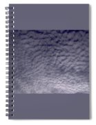 Lots Of Puffy Clouds Spiral Notebook