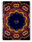 Lotus Bloom Spiral Notebook