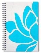 Lotus Blossom Spiral Notebook