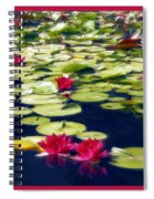 Lotus Dream Spiral Notebook