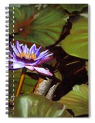 Lotus One Spiral Notebook