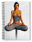 Lotus... Spiral Notebook