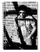 Lou 1980 Spiral Notebook