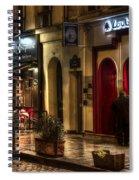 Loubnane Spiral Notebook