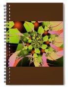 Loud Bouquet Spiral Notebook