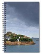 Louet Island 1 Spiral Notebook