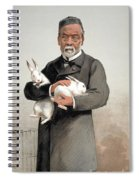 Louis Pasteur Spiral Notebook