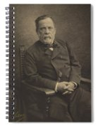 Louis Pasteur Spiral Notebook