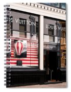 Louis Vuitton 04 Spiral Notebook