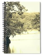 Louisiana Chicot State Park  Spiral Notebook