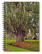 Louisiana Country Spiral Notebook