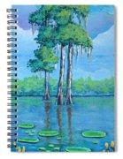 Louisiana Cypress Spiral Notebook