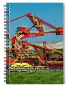 Louisiana Giant 2 Spiral Notebook