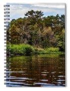 Louisiana Lake II Spiral Notebook